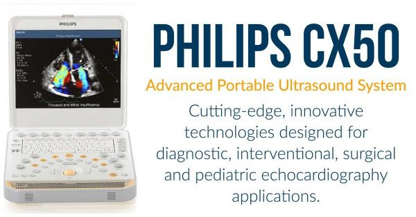Philips CX50 ultrasound